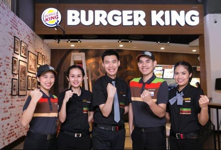 Burger King Employee Benefits At www.BKLinkGlobal.com